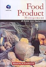 toko buku rahma: buku FOOD PRODUCT MANAGEMENT DI HOTEL DAN RESTORAN, pengarang bartono, penerbit andi