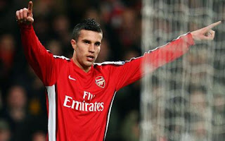 Robin Van Persie Goal scoring machine
