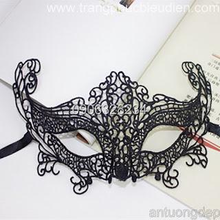 mặt nạ halloween giá rẻ hcm
