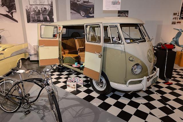 Richard Reischman's 1961 Volkswagen Transporter
