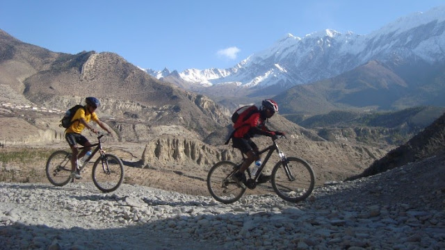 cycling tour in Nepal, what to do  in Nepal