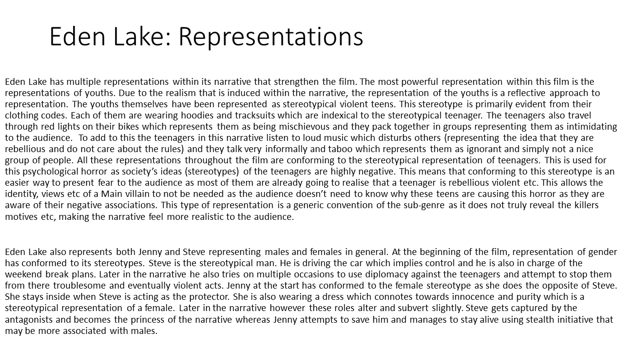 the representation of gender roles essay Gender representation in this section, you can find in this section, we look to unpack some of the media's baggage around what it means to be a boy or girl, man or women.