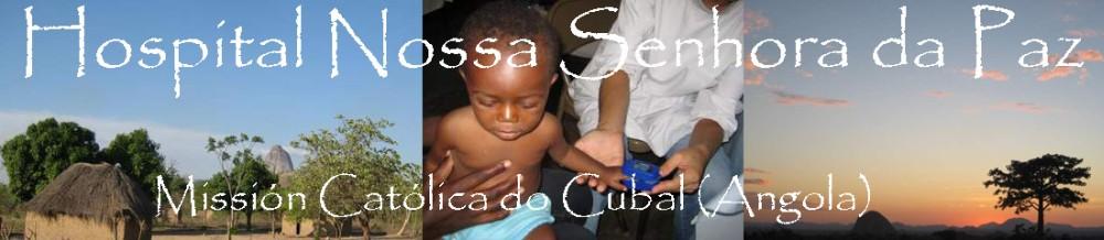 Hospital Nossa Senhora da Paz - Cubal