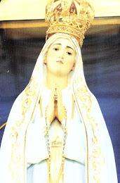 Il caffè... con la Madonna di Fatima per sempre