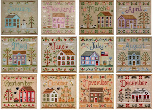 Country Cottage Needleworks  - Cottage of the Month