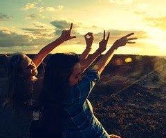 Y fuimos felices, disfrutando de nuestra locura y de nuestro amor