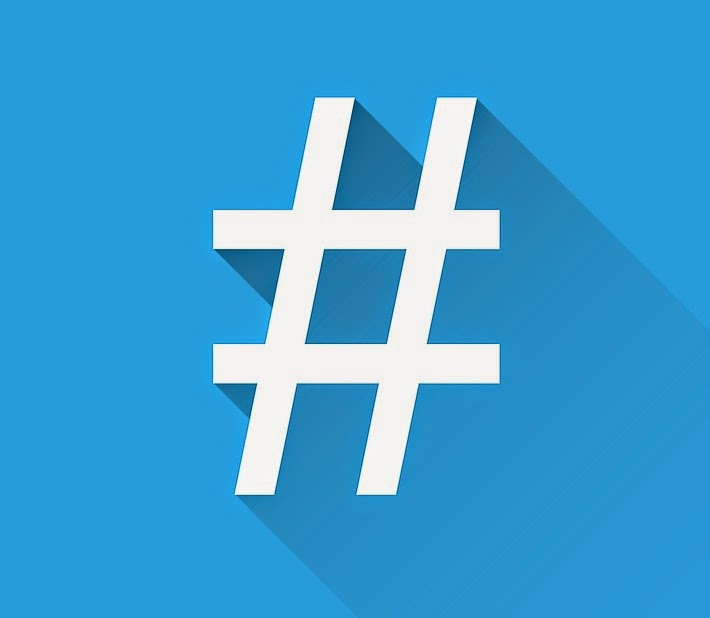 how to create twitter link to hashtag