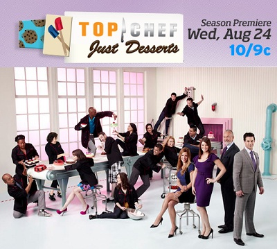 Top Chef Just Desserts Season 2 : Contestant List