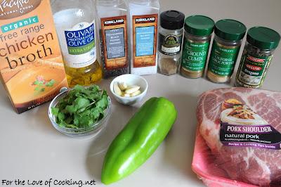 Shredded Pork and Monterey Jack Cheese Enchiladas with Homemade Enchilada Sauce