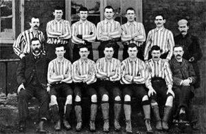 SUNDERLAND 1891-92