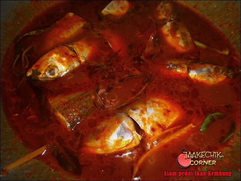 cara nak masak asam pedas, asam pedas nyonya Melaka, asam pedas siam, asam pedas sedap di Melaka, resepi asam pedas, asam pedas yang sedap, resepi, rahsia asam pedas sedap,