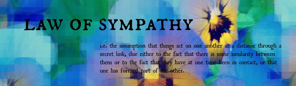 law of sympathy