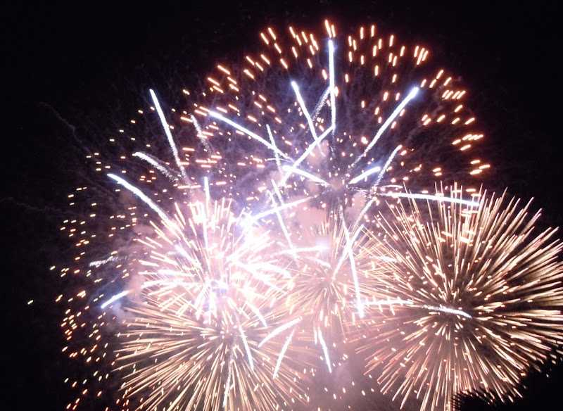 Celebration of Light fireworks Vancouver 2011