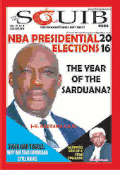 NBA Presidential Elections 2016: The year of the Sardauna?