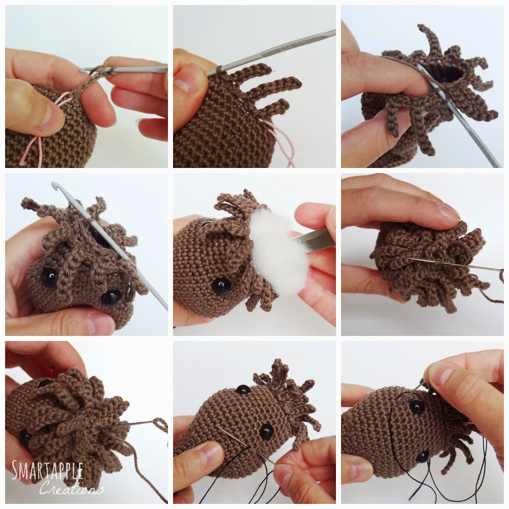 Smartapple Creations - amigurumi and crochet: Gratis Häkelanleitung ...