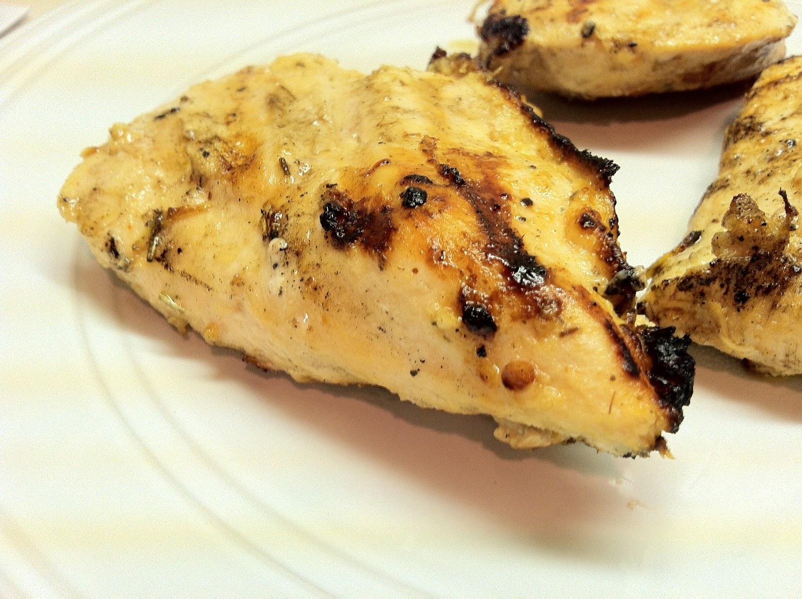 Grilled Lemongrass Chicken Recipe — Dishmaps