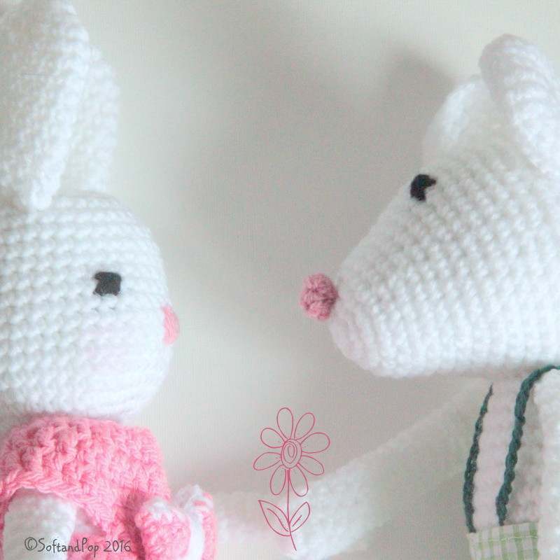 Amigurumi au crochet by Soft & Pop