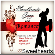 Sweethearts Jazz & Romance