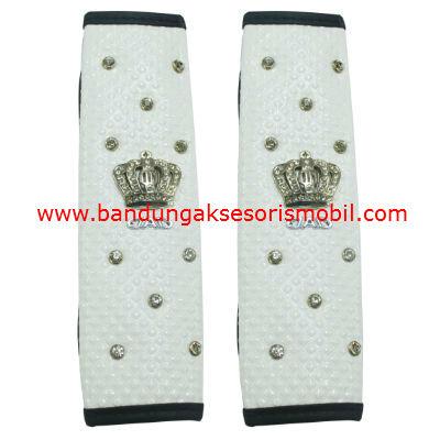 Safety Pad Putih Mahkota