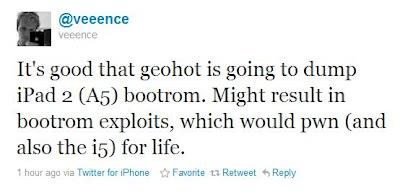 Comeback von GeoHot beim iPad 2-Jailbreak?