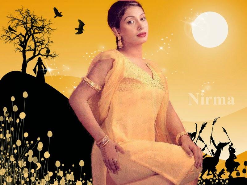 Can Nirma pakistani actress sorry