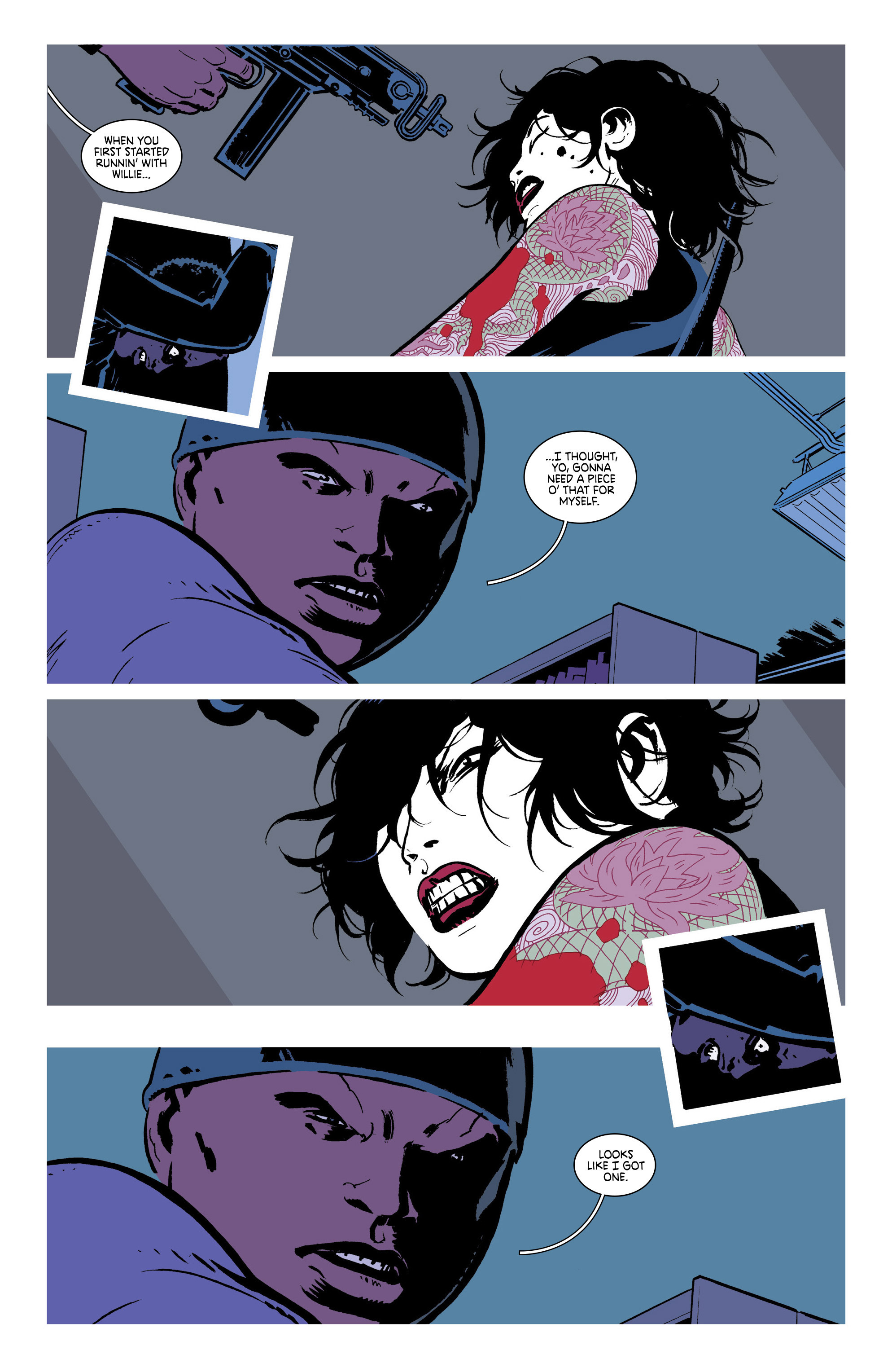 Read online Deadly Class comic -  Issue #18 - 19