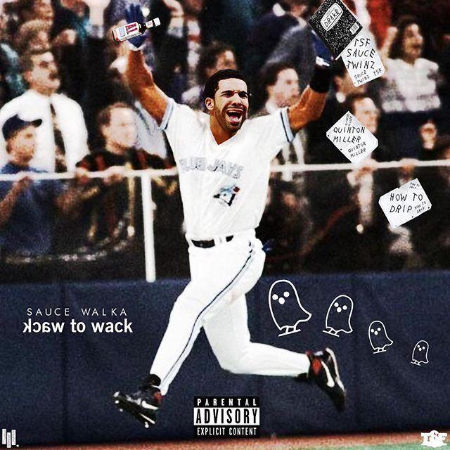 Sauce Walka - Wack To Wack (Drake Diss)