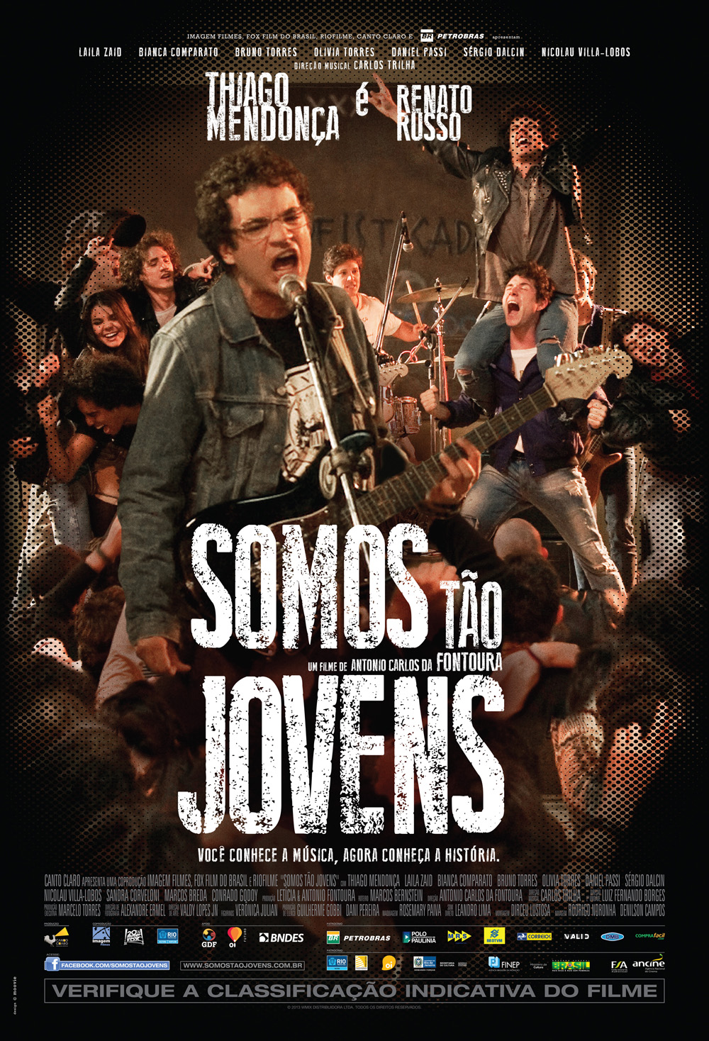Filmes Russos for notas musicais: É divulgado novo cartaz do filme que foca a