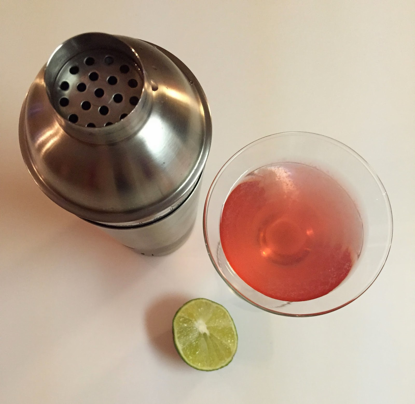 cosmopolitans made with Iowa-made vodka