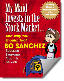 Bo's My Maid Invest in the Stock Market....