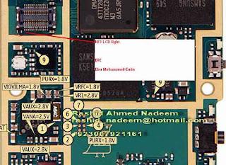 nokia n73 display problem