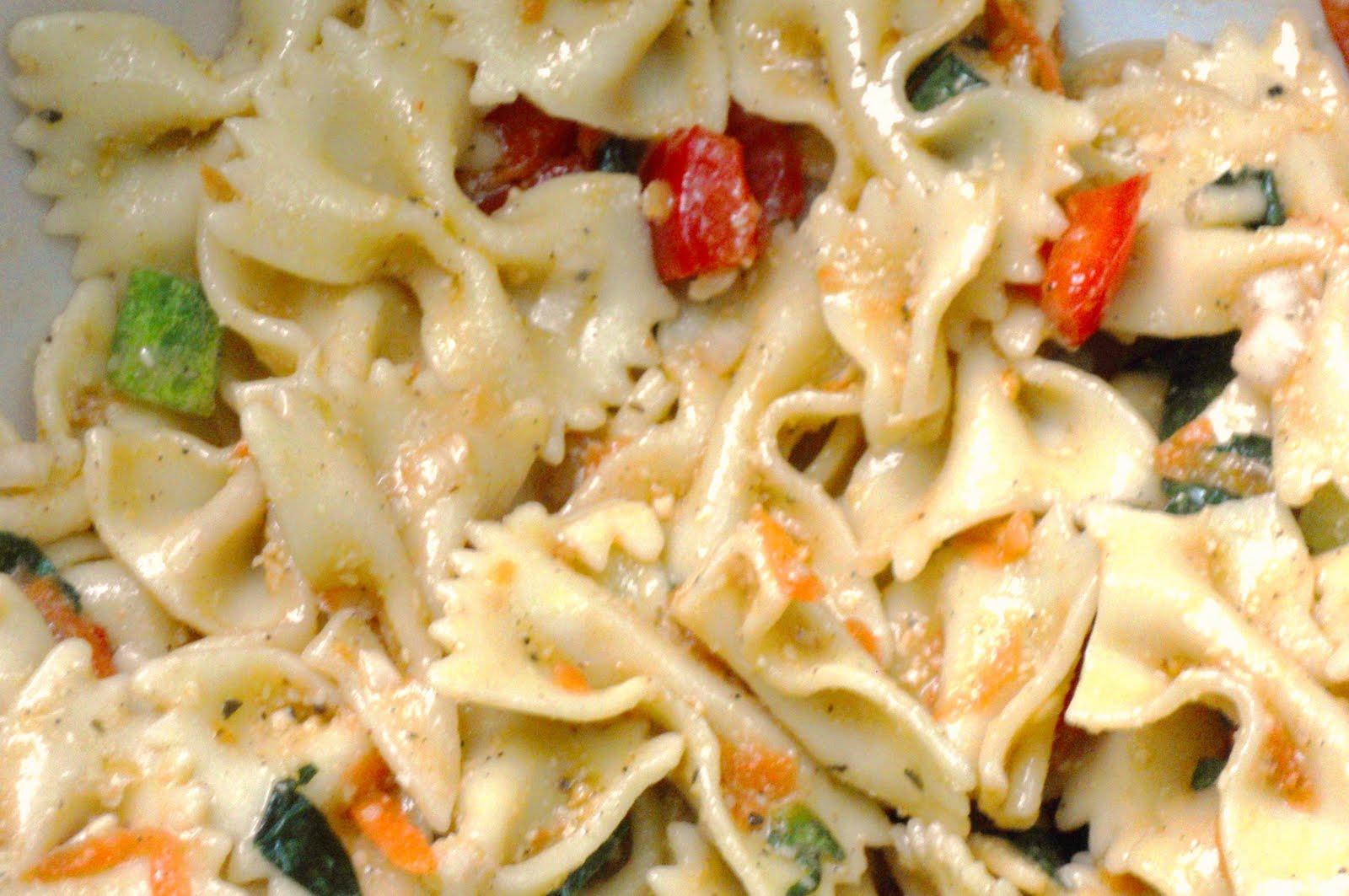ovenless chef: Italian Pasta Salad