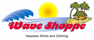 Wave Shoppe Hawaiian shirts and clothing