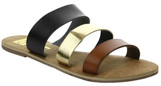 Sandalias, Modernas, Elegantes