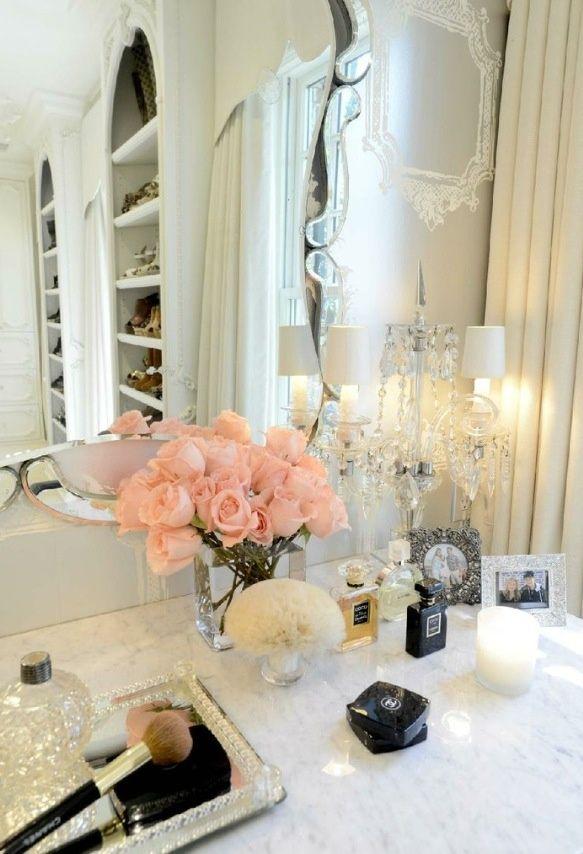 FABSPO 8 GLAMOROUS BEDROOM DECOR INSPIRATIONSAMTYMS. Glam interior design