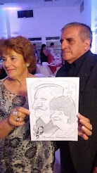 ¿Estas interesado en caricaturas en vivo para tu fiesta o una caricatura para mural o regalo?
