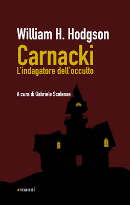 Carnacki. L'indagatore dell'occulto, 2013, copertina