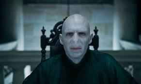 You know who (Voldemort)