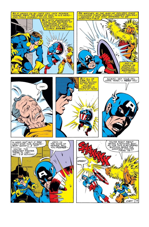 Captain America (1968) Issue #285 #201 - English 20
