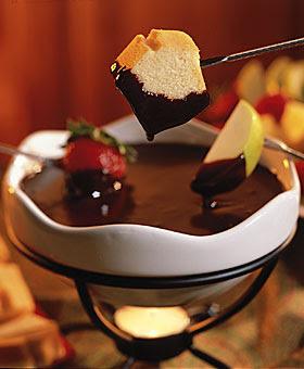 Receta fondue
