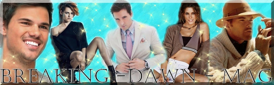Breaking - Dawn - Mag