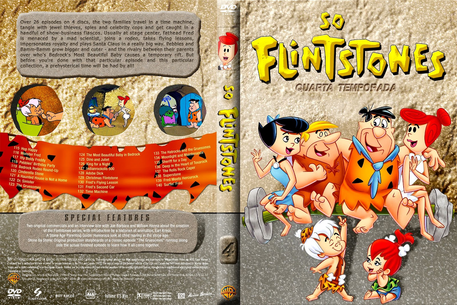 Filme Os Flintstones within os flintstones (personagens) - duronaqueda