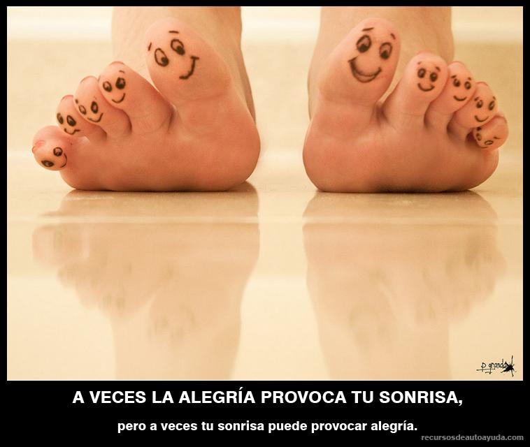 El poder de una sonrisa. Autoayuda emocional gratis.