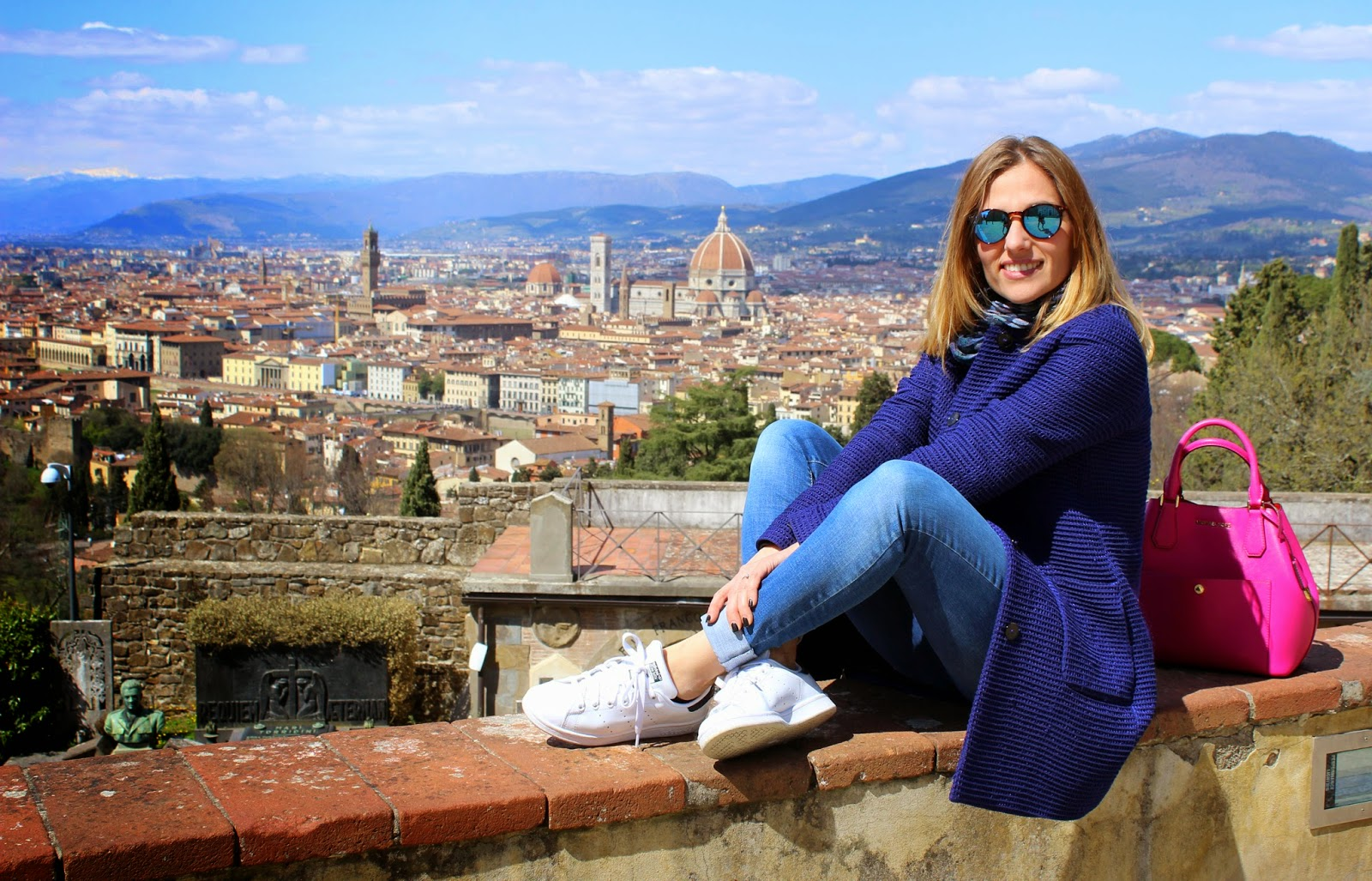 Eniwhere Fashion - Stan Smith - Firenze Piazzale Michelangelo