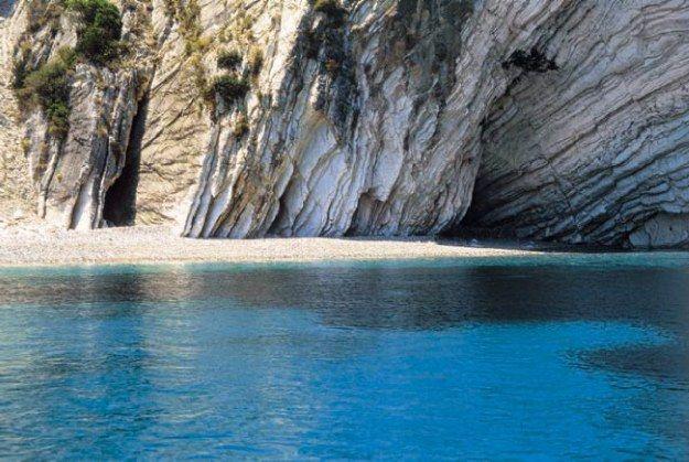 Ithaki island...