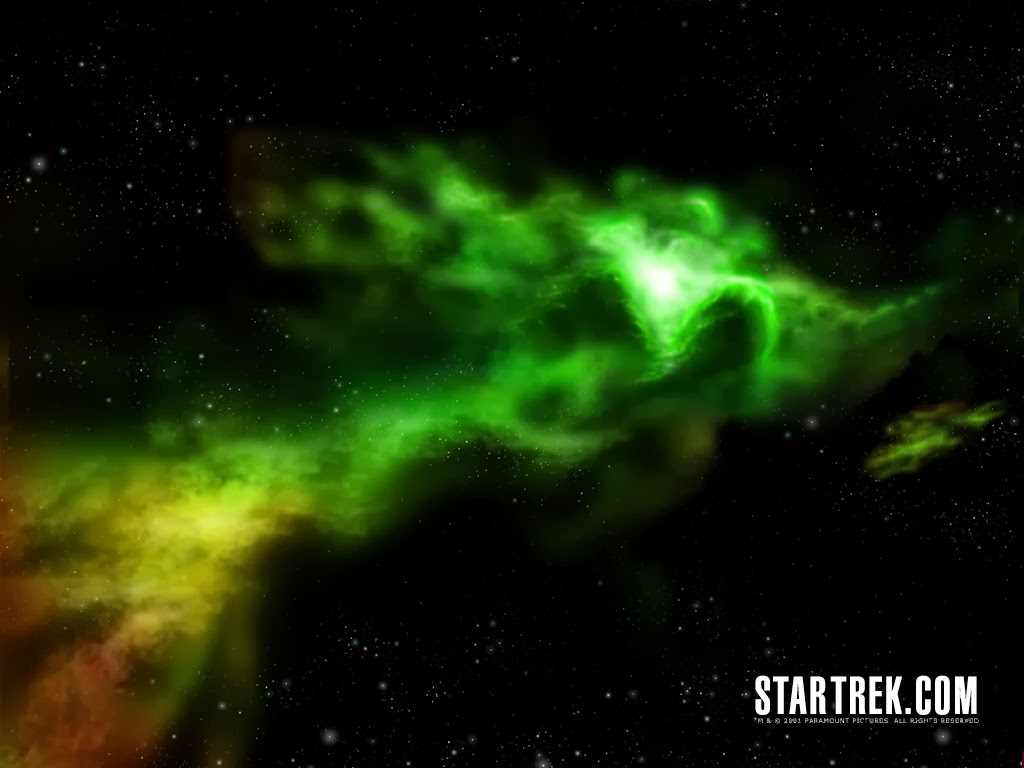 green high resolution nebula wallpaper - photo #5