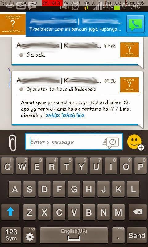 XL 4g lte di Medan