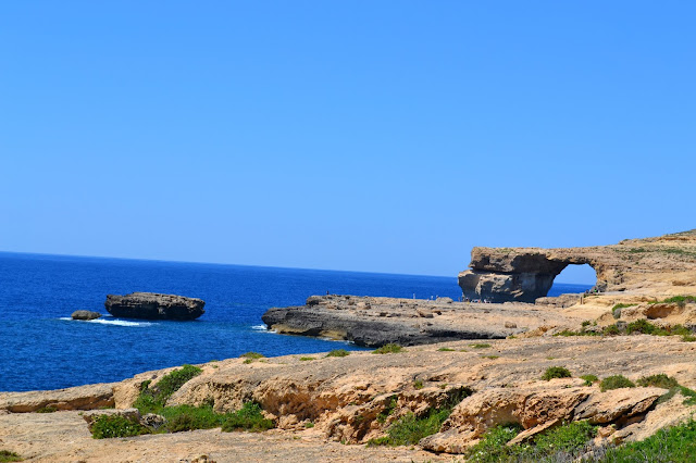 azure window, gozo, malta, atrakcje malty