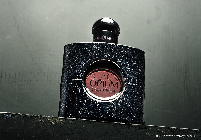 Black Opium – новый аромат от Yves Saint Laurent