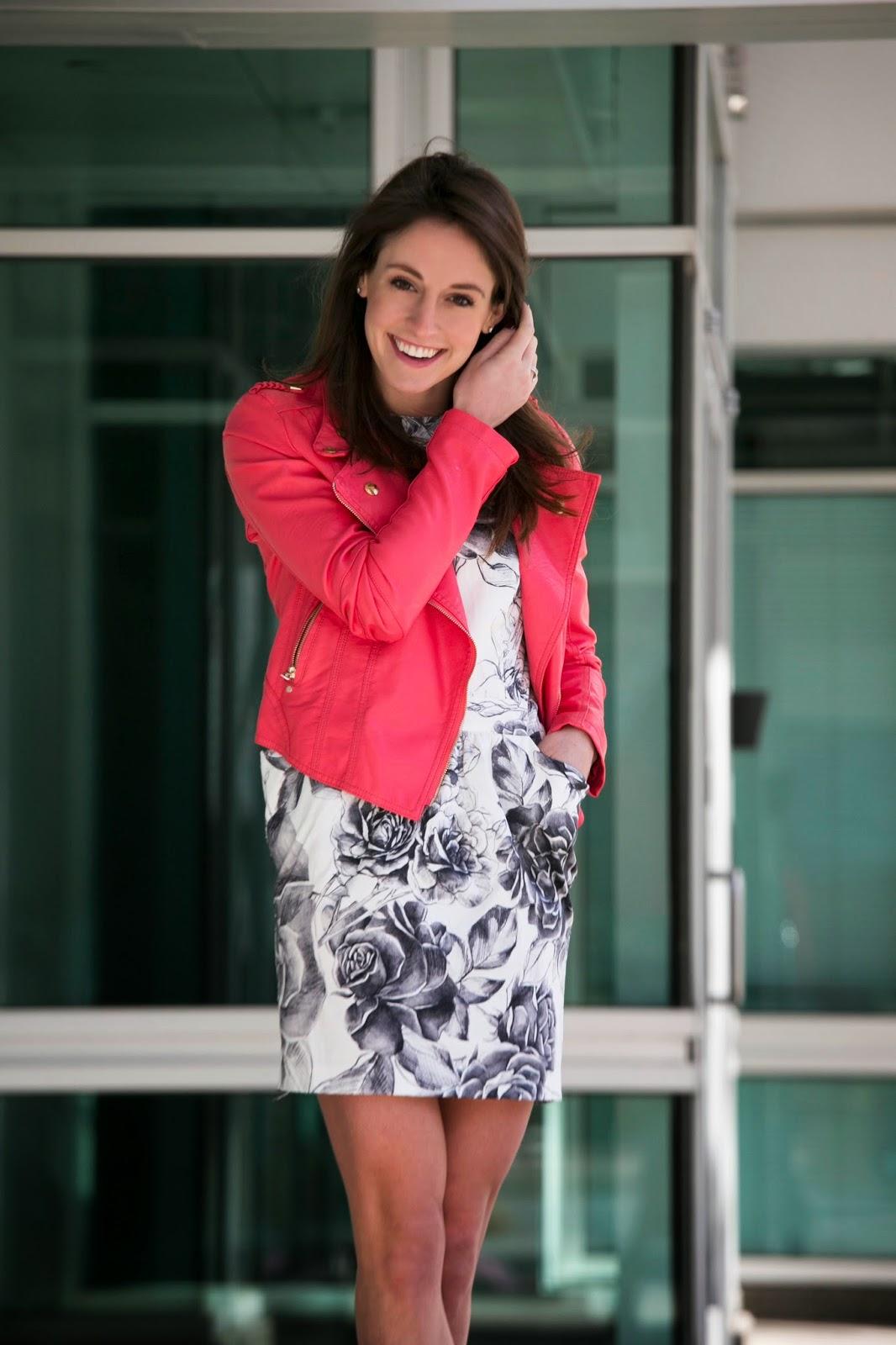 Talulah-floral-print-dress
